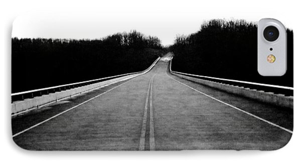 Natchez Trace Parkway  Phone Case by Krista Sidwell
