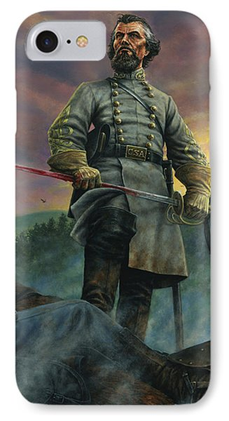 Nathan Bedford Forrest IPhone Case by Dan Nance