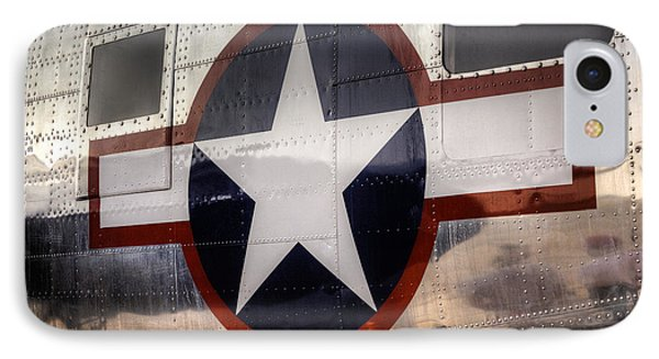 National Aircraft Insignia IPhone Case
