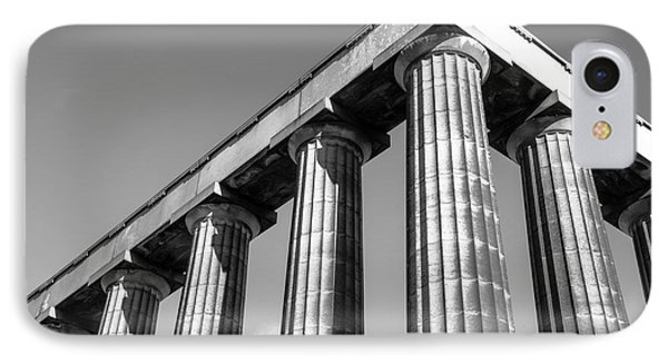 National Monument IPhone Case by Ross G Strachan