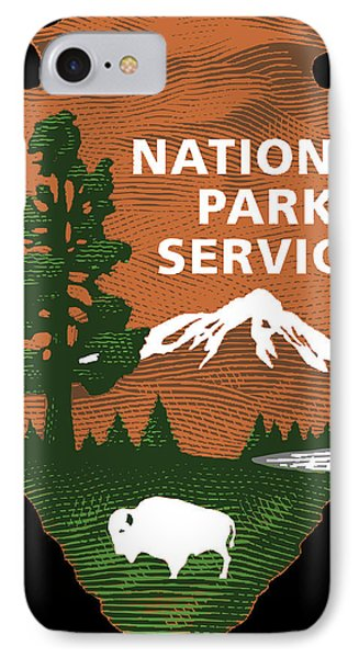 National Park Service IPhone Case