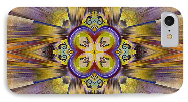 Native American Spirit IPhone Case by Deborah Benoit