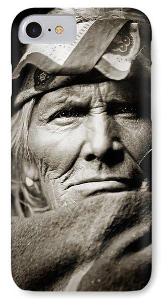 Native American Zuni -  Si Wa Wata Wa  Phone Case by Jennifer Rondinelli Reilly - Fine Art Photography
