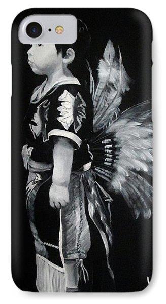 Native Boy IPhone Case