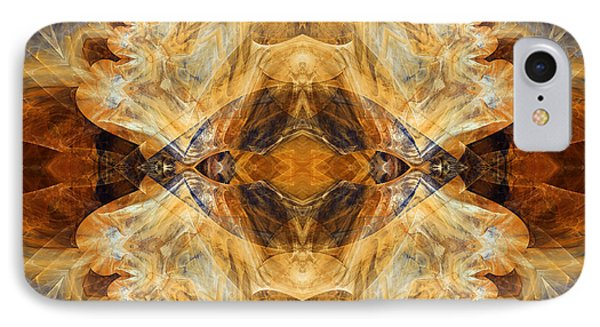 Native Charm - Abstract IPhone Case