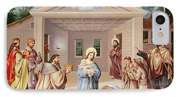 Nativity IPhone Case by American School