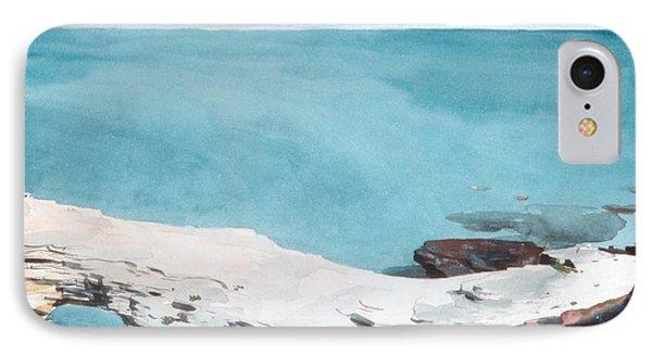 Natural Bridge Bermuda IPhone Case by Celestial Images