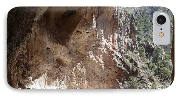 IPhone Case featuring the photograph Natural Bridge View by Kerri Mortenson