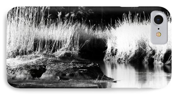 IPhone Case featuring the photograph Natural Calm Be My Soul by Steven Macanka