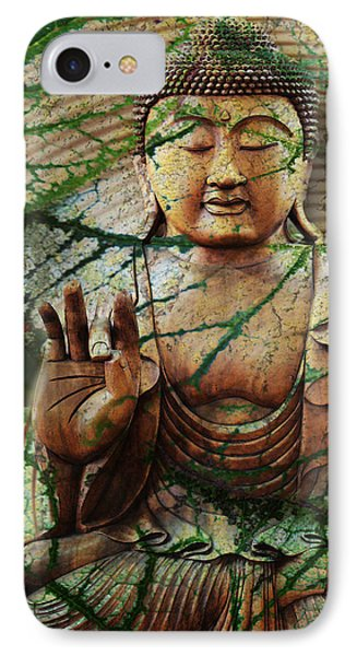 Natural Nirvana Phone Case by Christopher Beikmann