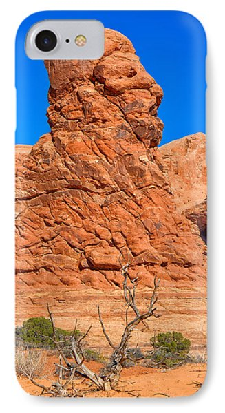 IPhone Case featuring the photograph Natural Sculpture by John M Bailey