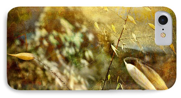IPhone Case featuring the photograph Nature #13. Calling You by Alfredo Gonzalez