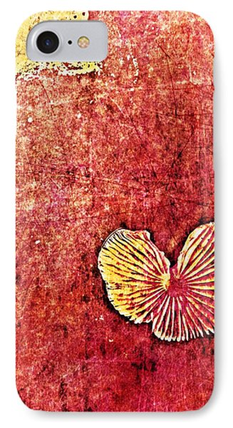 IPhone Case featuring the digital art Nature Abstract 4 by Maria Huntley