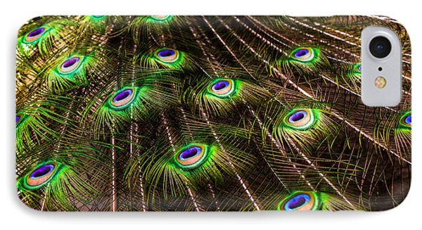Nature Abstracts IPhone Case by Karen Wiles