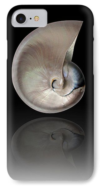 Nature By The Sea  IPhone Case by Mark Ashkenazi