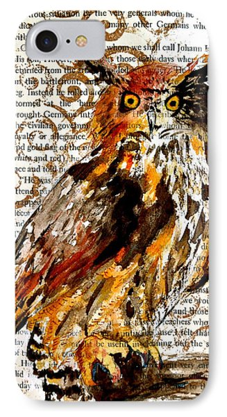 Nature Prevails High Contrast Phone Case by Beverley Harper Tinsley