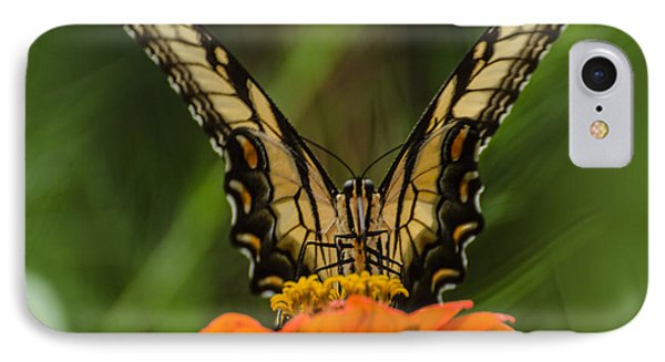 Nature Stain Glass IPhone Case by Donna Brown
