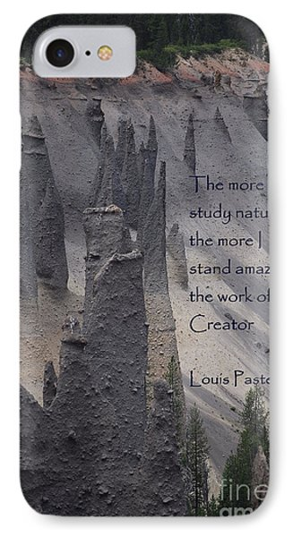 Nature Study Phone Case by Sharon Elliott