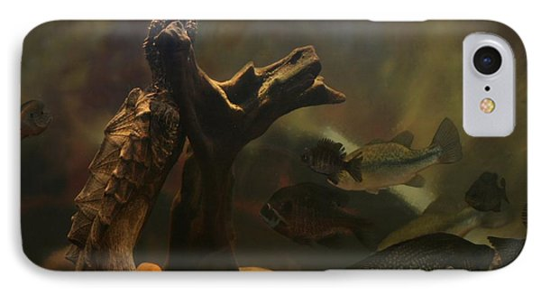 Nature Under Water Phone Case by Linda Fowler
