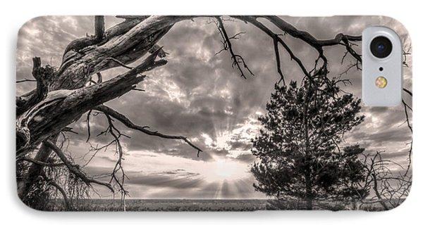 Natures Arch Phone Case by Debra and Dave Vanderlaan