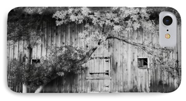 Natures Awning Bw Phone Case by Julie Hamilton