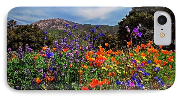 IPhone Case featuring the photograph Nature's Bouquet  by Lynn Bauer