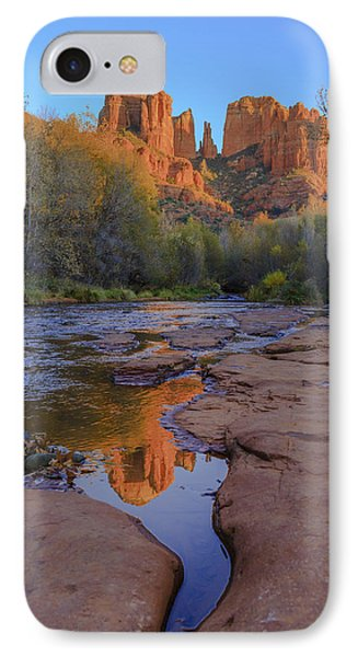 Natures Cathedral IPhone Case by Scott Campbell