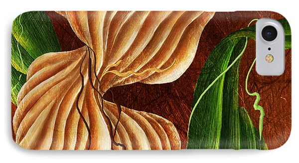 Nature's Curves IPhone Case by Brenda Bryant