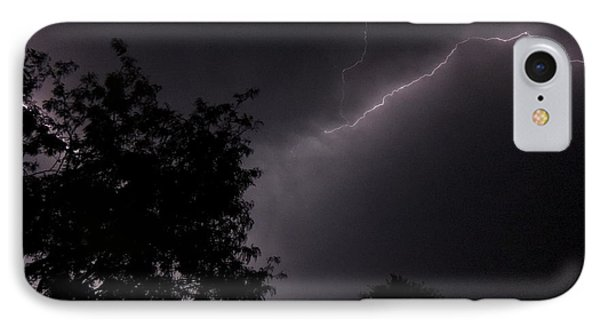 Nature's Fireworks IPhone Case by Teresa Schomig
