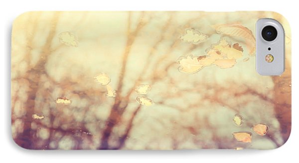 Nature's Golden Reflections Phone Case by Natalie Kinnear