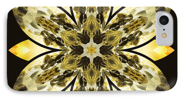 Nature's Mandala 57 IPhone Case