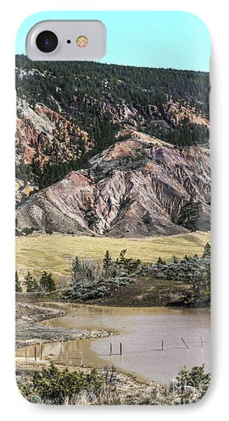 Nature's Palette IPhone Case by Sandi Mikuse