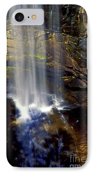 Natures Shower Stall Phone Case by Paul W Faust -  Impressions of Light