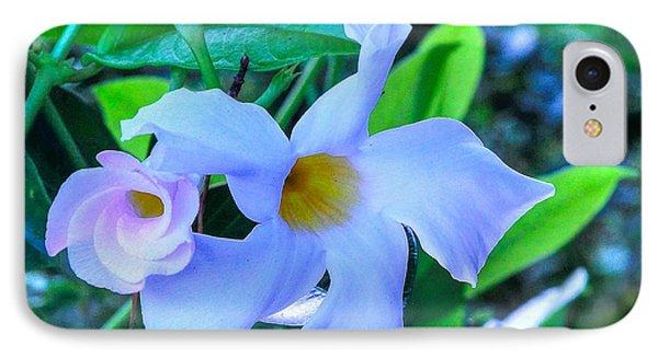 Flower 14 IPhone Case