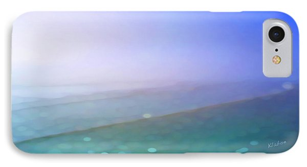 Nauset Beach Nine IPhone Case by David Klaboe