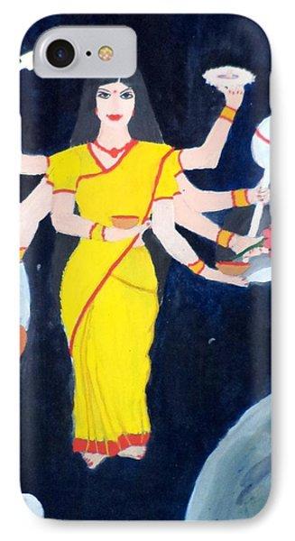 Nava Durga Kusmaanda IPhone Case