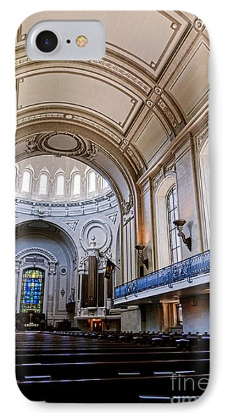 Naval Academy Chapel Interior IPhone Case