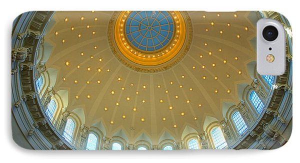 Naval Academy Chapel Side Dome IPhone Case