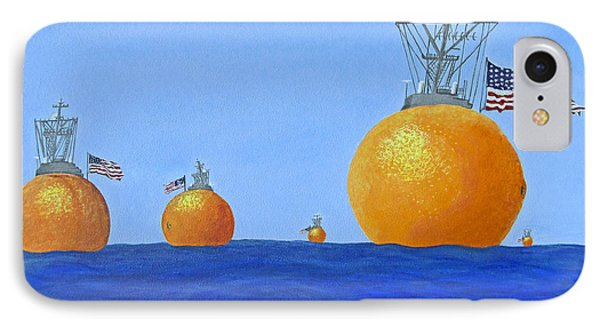 Naval Oranges IPhone Case