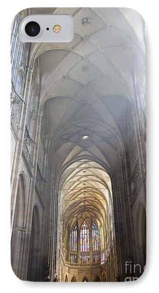 Nave Of The Cathedral IPhone Case