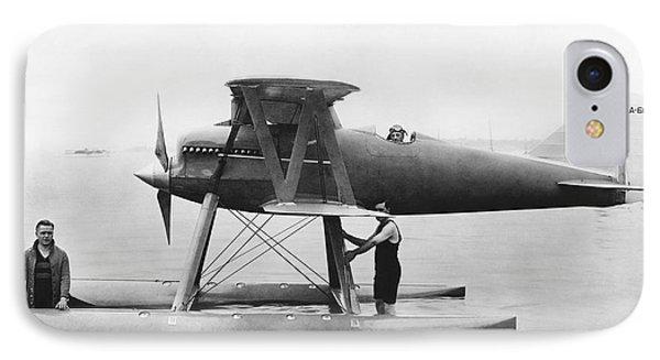 Navy Curtis Seaplane Racer IPhone Case
