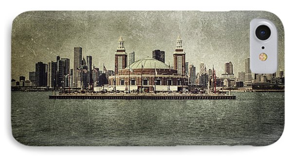 Navy Pier IPhone Case by Andrew Paranavitana