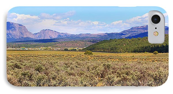 Near Chama New Mexico IPhone Case by Roena King