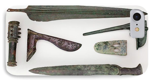 Near East Bronze Age Weapons IPhone Case
