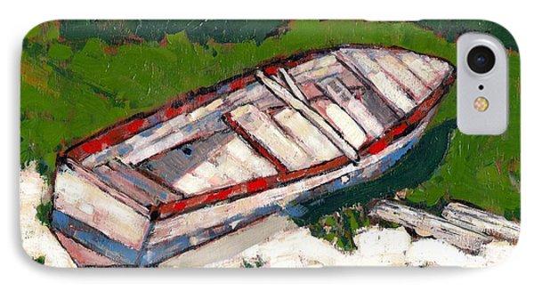 Near Port Morant IPhone Case by David Dossett