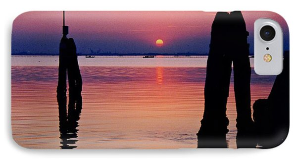 Near Venice IPhone Case by Ricardo J Ruiz de Porras