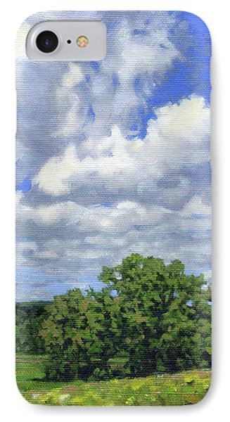 Nearly September IPhone Case by Bruce Morrison