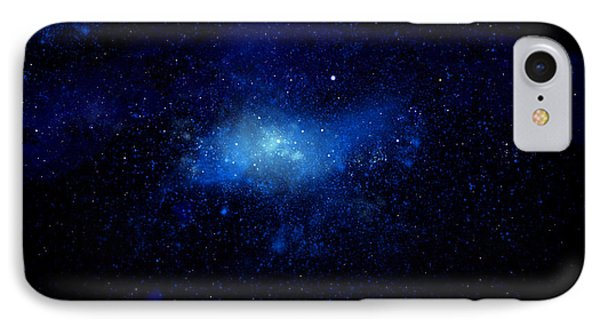 Nebula Ceiling Mural Phone Case by Frank Wilson