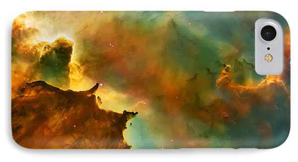 Nebula Cloud IPhone Case by Jennifer Rondinelli Reilly - Fine Art Photography