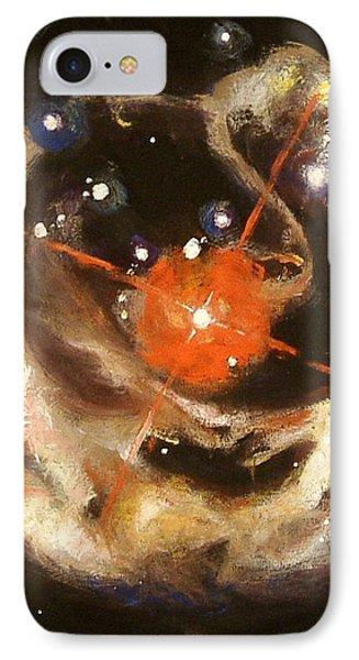 Nebula Phone Case by Sheila Diemert